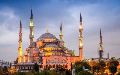 تور استانبول ویژه ژانویه