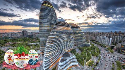 تور شانگهای، پکن ویژه نوروز ۹۹
