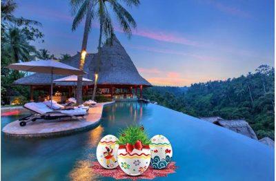 تور بالی نوروز 99 با پرواز ماهان