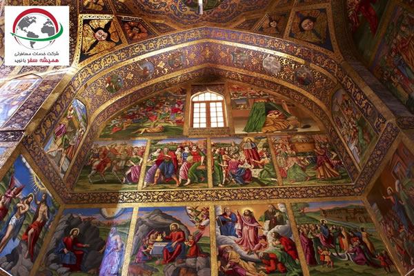 The Importance of the Vanak Church in Isfahan