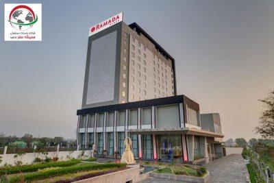 هتل Ramada Plaza Agra