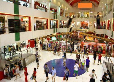 یکی از بهترین مراکز خرید بالی، مرکز خرید بالی گالریا