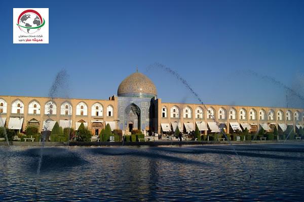 اصفهان شهر زیبا و بی نظیر ایران