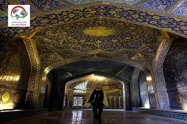 چند ویژگی منحصر به فرد مسجد شیخ لطف الله
