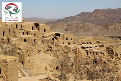 منار جنبان خرانق استان یزد
