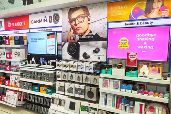 فروشگاه های برند در فرودگاه