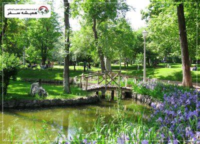 پارک عشاق ایروان