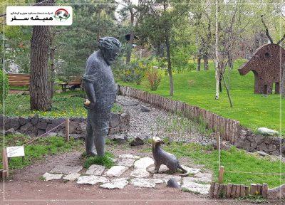 دیدنی های پارک عشاق ایروان