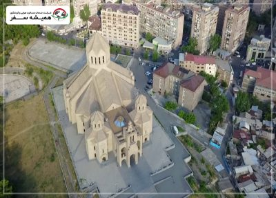 کلیسا سنت گریگور ایروان