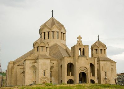 کلیسا سنت گریگوری ایروان