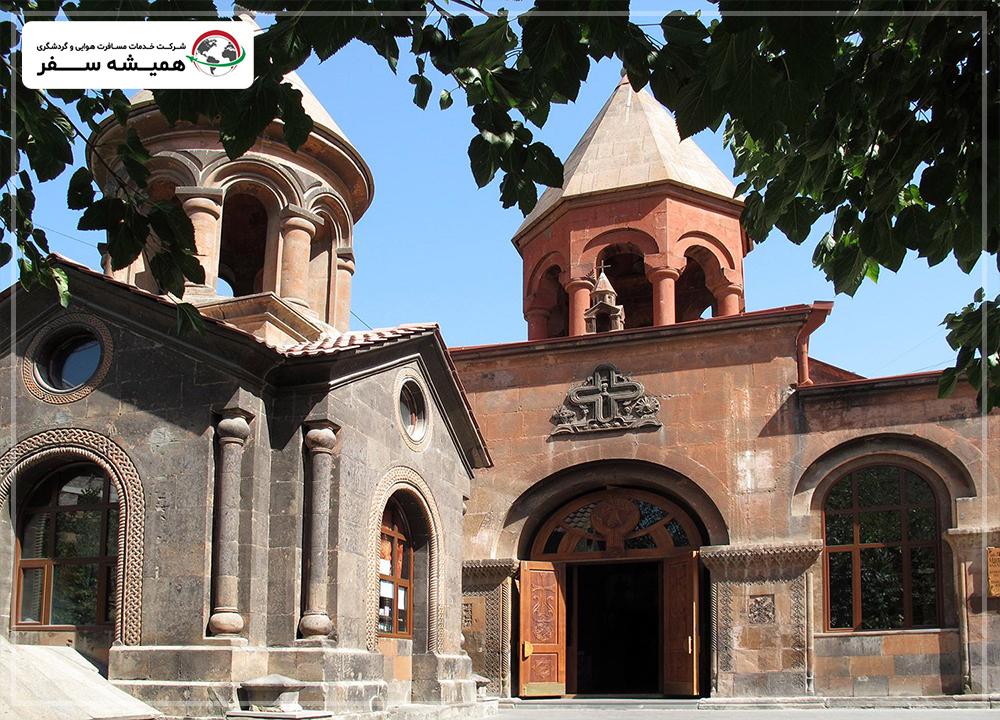 کلیسا سنت نورک ایروان