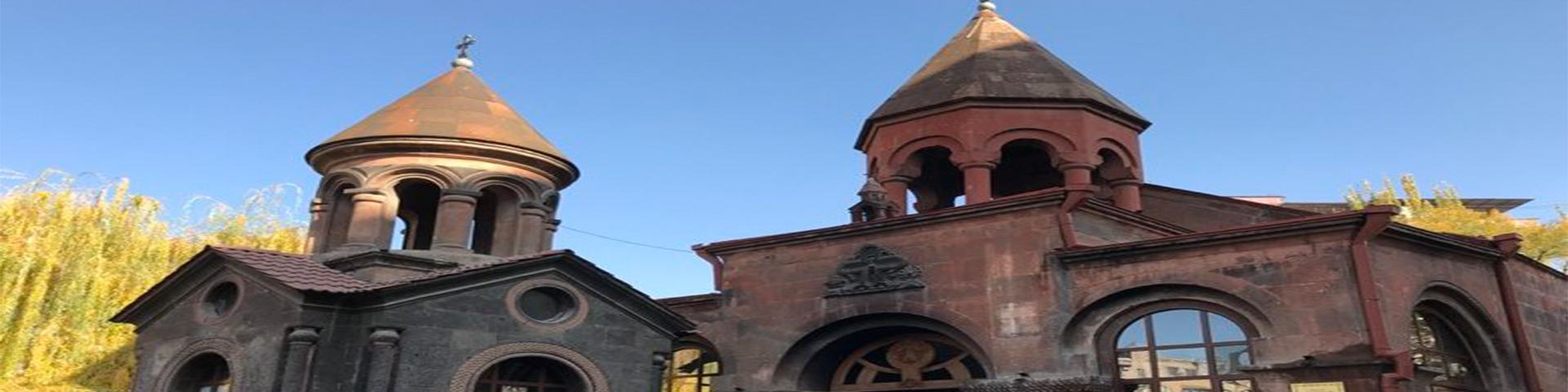 کلیسا سنت نورک ارمنستان