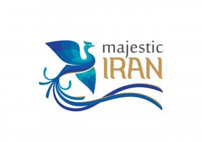لوگو گردشگری ایران