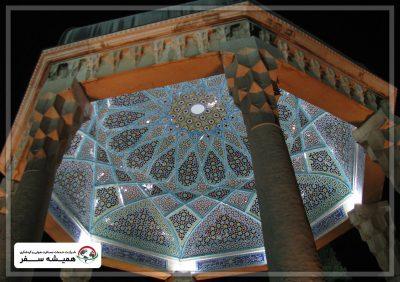 تاریخچه آرامگاه حافظ در شیراز