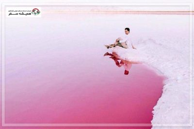 معرفی دریاچه مهارلو