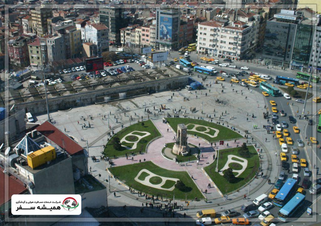 اقامت ترکیه (با ضمانت بازگشت سرمایه)