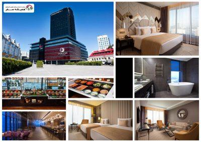 هتل ویکتوریا الیمپ بلاروس (Victoria Olimp Hotel)