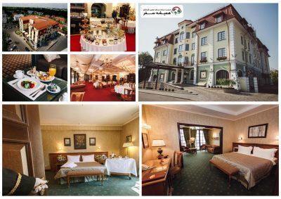 هتل هرمیتاژ (Hermitage Hotel)