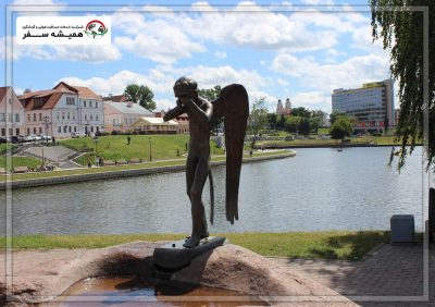 مجسمه گریه فرشته