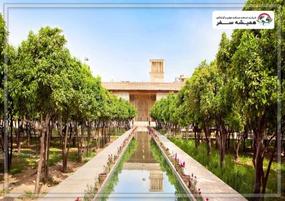 امکانات رفاهی و گردشگری در تور شهر شیراز
