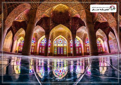 بهترین زمان برای تور شیراز