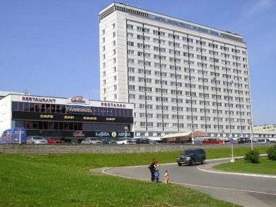 هتل اوربیتا مینسک