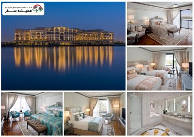 اتاق ها و امکانات هتل ورساچه دبی