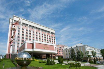 هتل پرزیدنت مینسک
