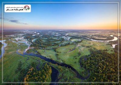 تاریخچه پارک ملی مینسک و دریاچه براسلاو