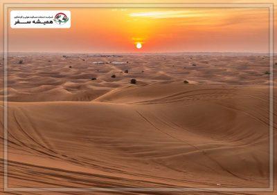 منطقه حفاظت شده کویر دبی