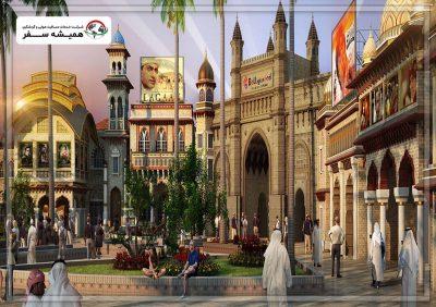 پارکهای بالیوود دبی