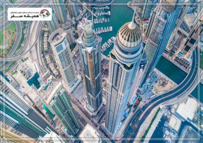 برج های امارات