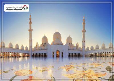 مسجد جامع دبی